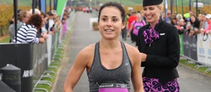 Stars out for Air New Zealand Hawke's Bay marathon