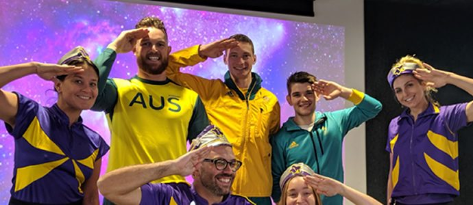 Olympians Inspire Communities Across Australia In Leadup To Olympic Day