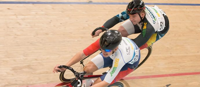 New intake for Cycling New Zealand Upper South Hub programme