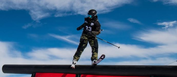 NZ Freestyle Open Slopestyle