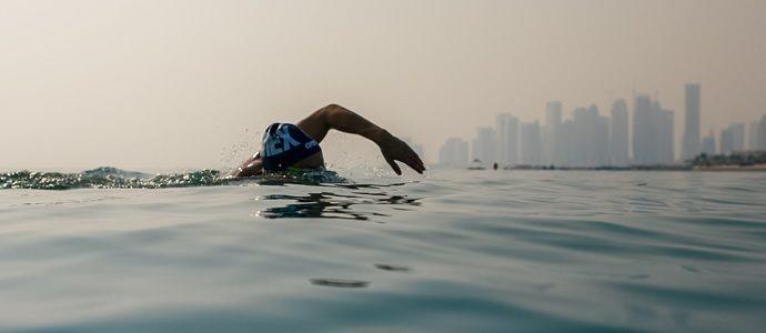 Aquathlon set to make its debut at the Doha Beach Games
