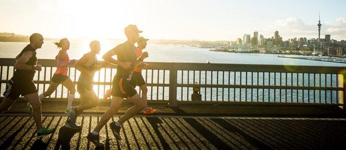 Auckland Marathon this weekend