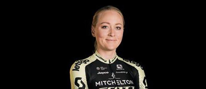 Elvin to continue to challenge herself at Mitchelton-SCOTT in 2020