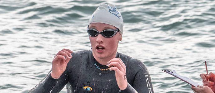 Port Nelson Sea Swim Series opener