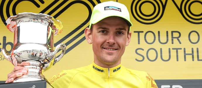 Cantabrian Michael Vink has won back-to-back SBS Bank Tour of Southland titles.