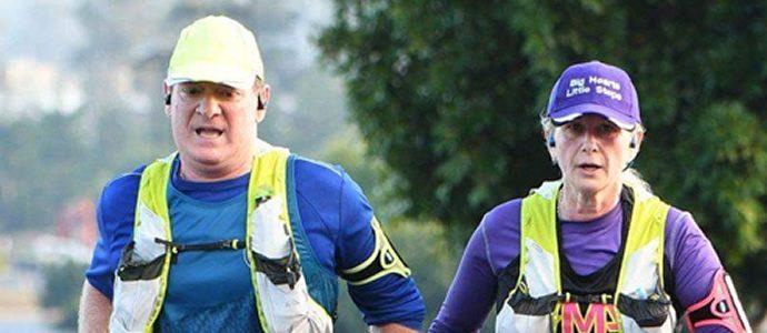 Aussie Police pair drop 67kilos on road to Queenstown Marathon