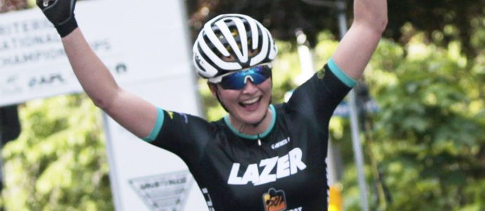 Teenage world champions claim elite criterium honours