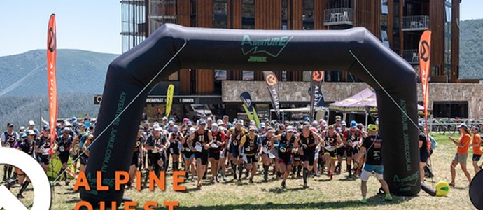 Alpine Quest AR - Top Competition in Top Location 24-27th of January 2020