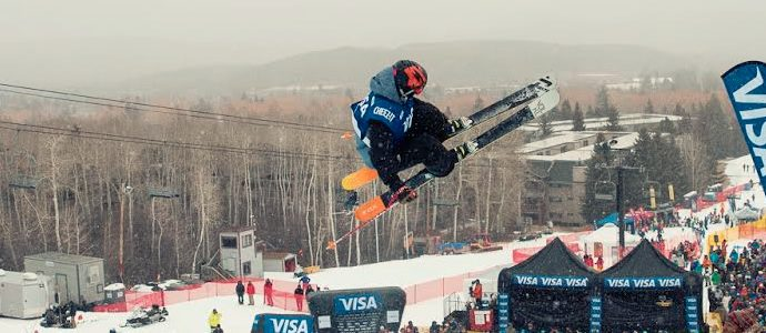 Freeskiers & snowboarder ready to hit Winter Youth Olympic Games slopes