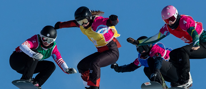 Snowboarder Baff Wins Australia's First Ever Winter Youth Olympic Gold Medal