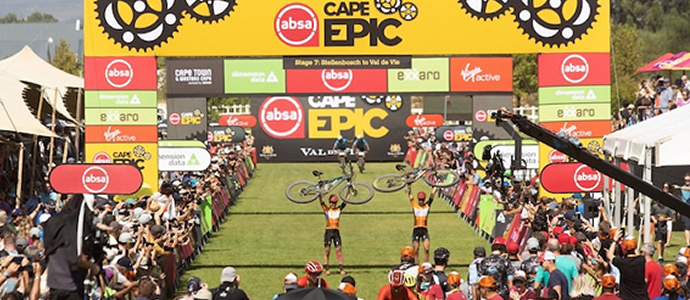 World's Best Prepare to Battle for Absa Cape Epic Supremacy