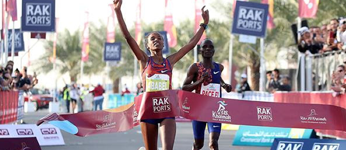 Ababel Yeshaneh smashes half marathon world record