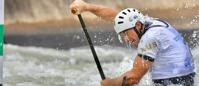 Gold & Bronze for Fox and Watkins at 2020 Australian Open Canoe Slalom