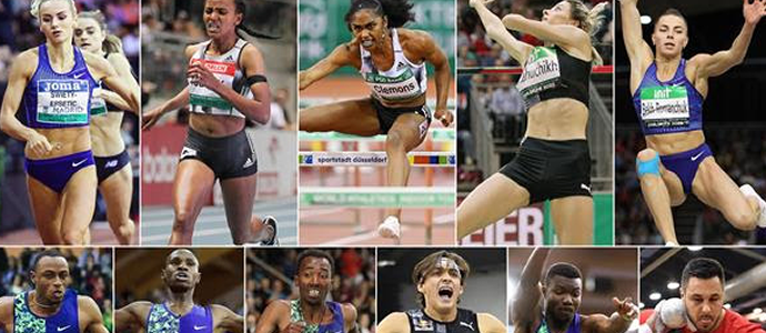 World Athletics Indoor Tour winners secure wildcards for Nanjing