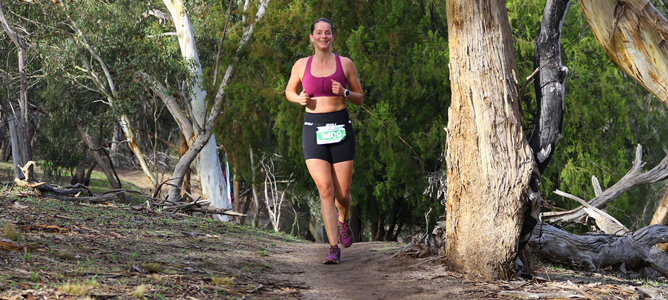 Runners across Australia unite with virtual trail running races