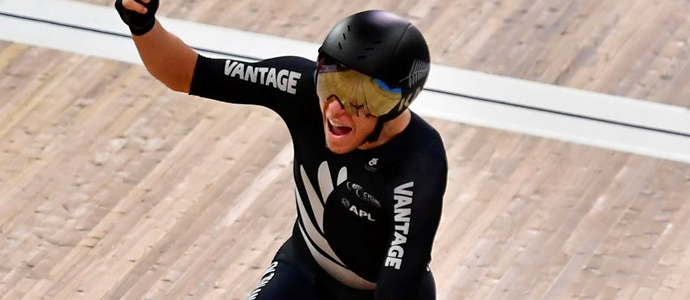 New Zealand's cycling stars join in with rising talent in National Track Series