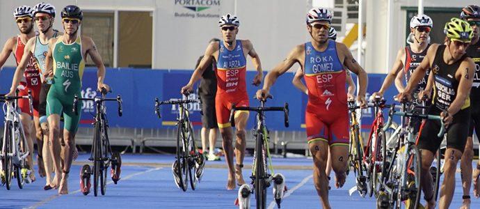 World Triathlon Cancels more events